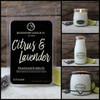 Milkhouse Candle Company Candles - Citrus Lavender