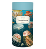 1000-Piece Jigsaw Puzzle Jellyfish & Oceanography Puzzle