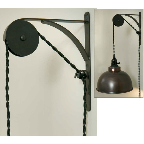 Pendant Lamp Wall Mount Bracket.