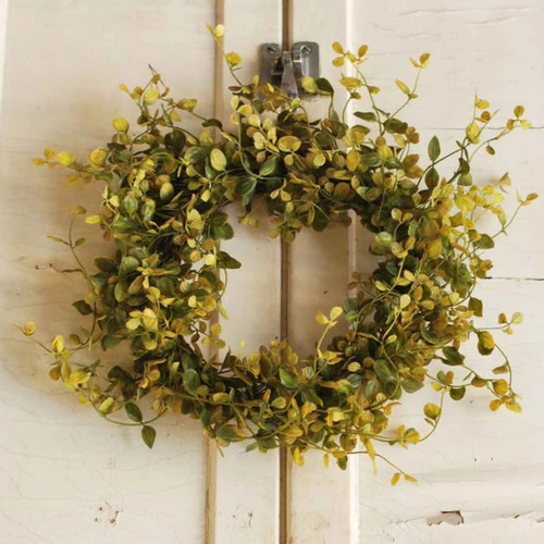 Bog Pimpernel Candle Ring or Wreath