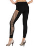Long Leggings - Side Slashed (Miss and Miss Plus Sizes)