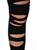 Capri Leggings - Front Slashed (Miss and Miss Plus Sizes)