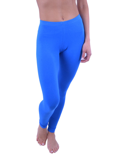 Extra Long Leggings - Cotton (Misses and Misses Plus Sizes)