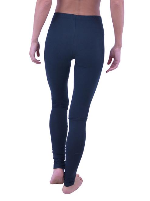 3a337363711634 ... Vivian's Fashions Extra Long Leggings - Cotton (Junior and Junior Plus  Sizes) ...