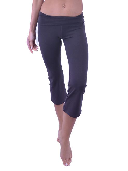 Yoga Pants - Capri (Junior and Junior Plus Sizes)