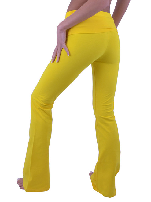 480dfa8bf56 ... Vivian s Fashions Yoga Pants - Extra Long (Junior and Junior Plus  Sizes) ...