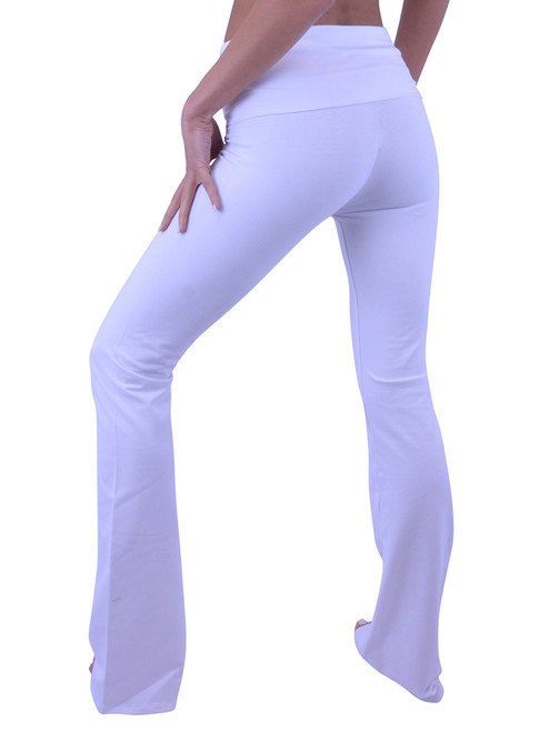 39ce02a5a1f ... Vivian s Fashions Yoga Pants - Extra Long (Junior and Junior Plus Sizes)