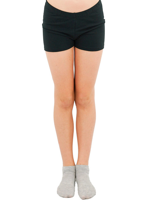 Legging Shorts - Girls, Cotton