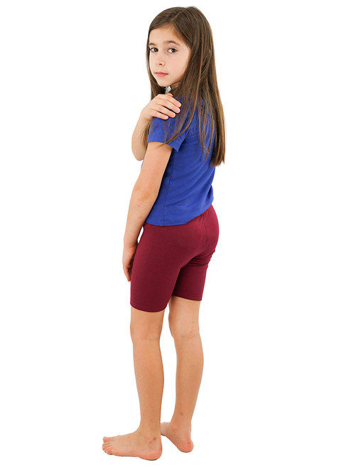 a8ab4de713b ... Vivian s Fashions Legging Shorts - Girls