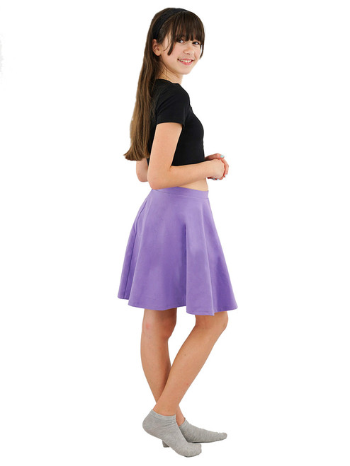 Skirts - Girls, Cotton, Long, Circle