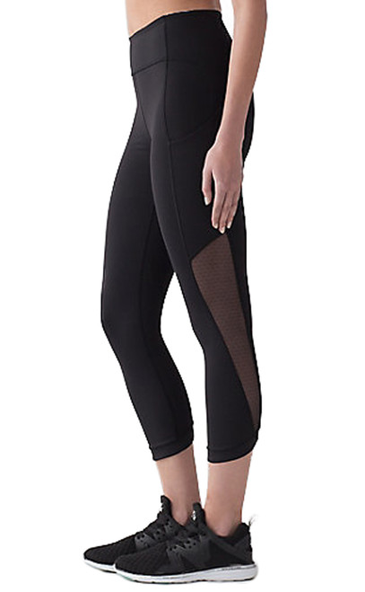 VF-Sport Long High-Rise Training Tights - Nylon, (Misses and Misses Plus Sizes)