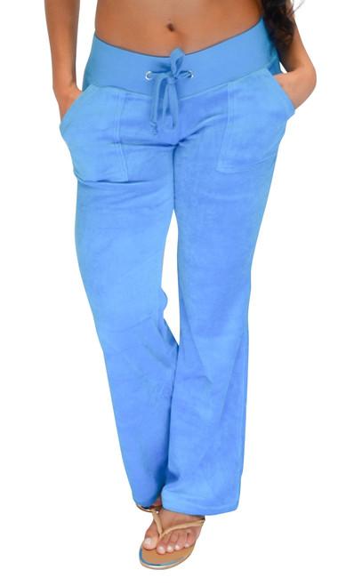 Pants - Velour