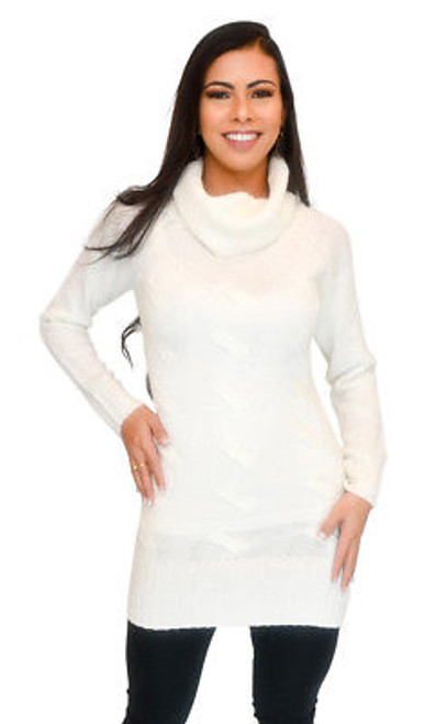 Dress - Turtle Neck Sweater