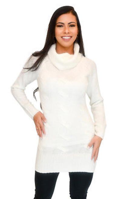 Dress - Turtle Neck Sweater