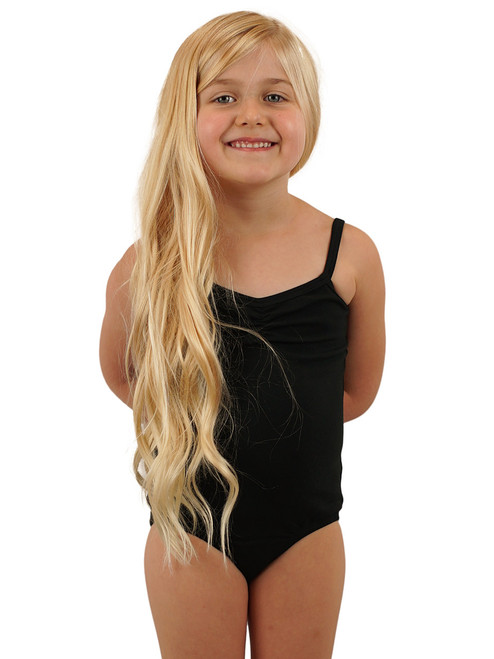 Vivian's Fashions Dancewear - Girls Straps leotard