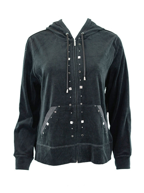 Women's Velour Jacket - Fashion Hoodie