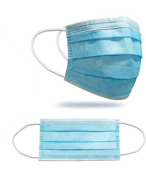 50 pcs Disposable Face Cover Mouth Cover. Free 2 Days Shipping