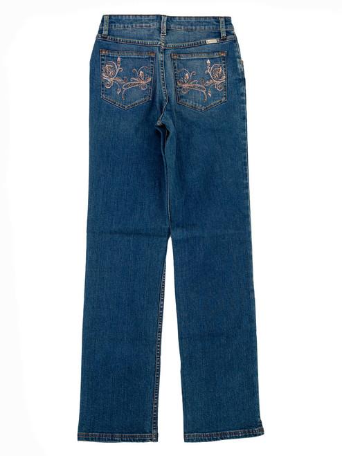 Lawman Jeans - Classic Premium Western Jeans...Bronze Details