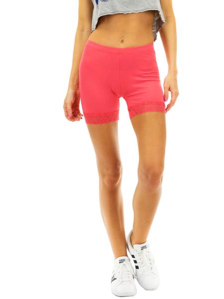 Vivians Fashions Legging Shorts Boy-Shorts Misses and Misses Plus Sizes