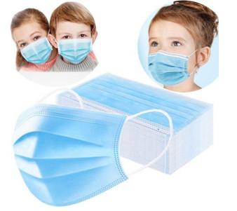 Children's Surgical Earloop Masks (5 Pack)