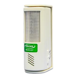 Stand-Alone Motion Sensor Alarm