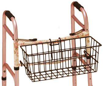 Basket with Plastic Liner