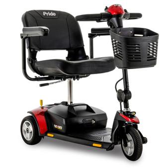 Go-Go Elite Travel -  3 Wheel Scooter