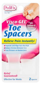 Visco-GEL® Toe Spacers