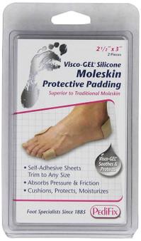 Visco-GEL® Silicone Moleskin Protective Padding