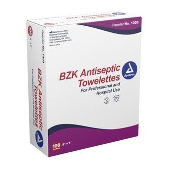 BZK Antiseptic Towelettes