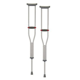 Quick Adjustable Standard Crutch