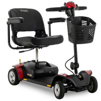 Go Go Elite Traveler - 4 Wheel Scooter