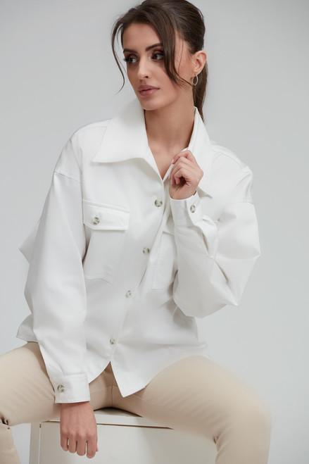 White Safari Shirt