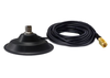 Magnetic Mount w/15ft Coax Cable - SMA Male