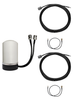 M17M Omni Directional MIMO 2 x Cellular 4G LTE CBRS 5G NR IoT M2M Magnetic Mount Antenna w/Coax Cable Kit Options for Verizon Novatel Jetpack MiFi 7730L