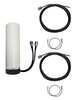 M19M Omni Directional MIMO 2 x Cellular 4G LTE CBRS 5G NR IoT M2M Magnetic Mount Antenna w/Coax Cable Kit Options for Verizon Novatel Jetpack MiFi 7730L