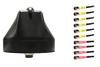 M610 Enterprise Series 10-Lead Multi MIMO 6 x Cellular 4G LTE CBRS 5G NR / Multi MIMO 4 x Multi Band WiFi M2M IoT Antenna w/Bolt Mount