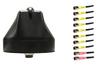 M610 Enterprise Series 10-Lead Multi MIMO 8 x Cellular 4G LTE CBRS 5G NR / MIMO 2 x Multi Band WiFi M2M IoT Antenna w/Bolt Mount
