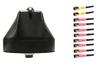 M610 Enterprise Series 10-Lead MIMO 2 x Cellular 4G LTE CBRS 5G NR / Multi MIMO 8 x Multi Band WiFi M2M IoT Antenna w/Bolt Mount