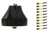 M610 Enterprise Series 10-Lead Multi MIMO 10 x Cellular 4G LTE CBRS 5G NR M2M IoT Antenna w/Bolt Mount