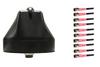 M610 Enterprise Series 10-Lead Multi MIMO 10 x Multi Band WiFi M2M IoT Antenna w/Bolt Mount