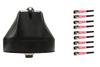 M609 Enterprise Series 9-Lead Multi MIMO 9 x Multi Band WiFi M2M IoT Antenna w/Bolt Mount for Sierra Wireless
