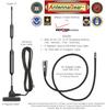 XHD 8dBi Verizon Novatel 6620L MiFi Hotspot External Antenna - Detail 1