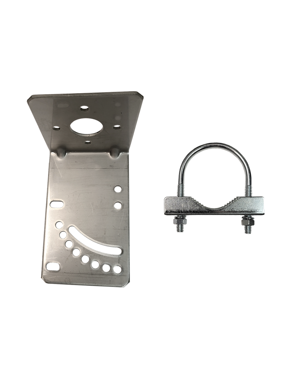 Includes L-Bracket Mounting Hardware