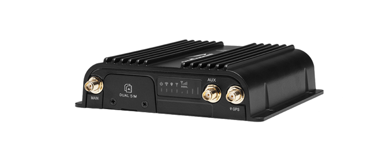 Cradlepoint COR IBR600 Router - IOT w/ 3 Year Netcloud Essentials