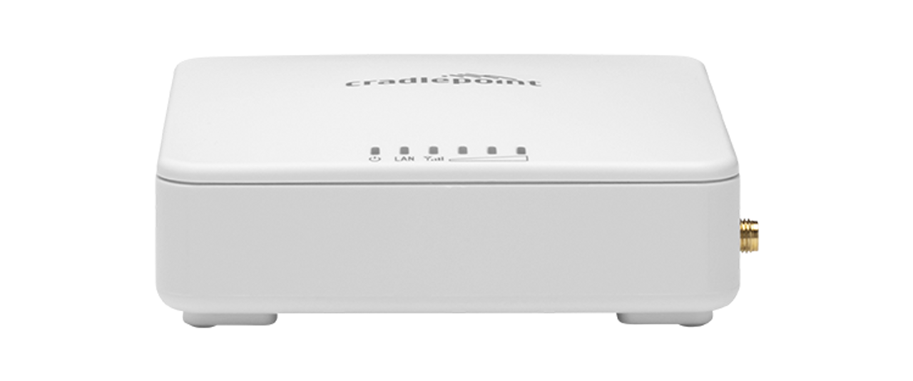 Cradlepoint CBA550 Router - Branch Networking / Failover w/ 1 Year Netcloud Essentials