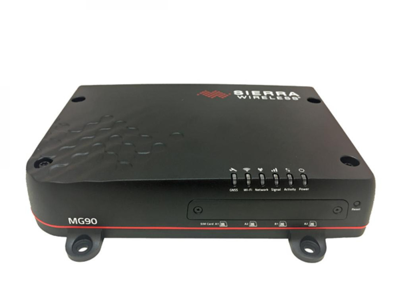 Sierra Wireless AirLink MG90 High Performance Multi - Network Vehicle Router - Front / Top
