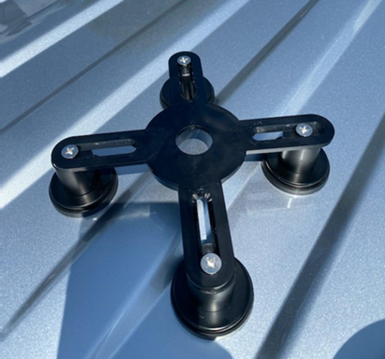 Rugged Adjustable M-Lander Vehicle Roof Mount