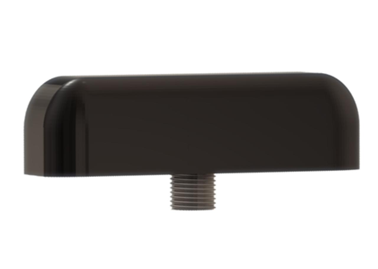 M990 9-Lead Antenna (Black) - Side View