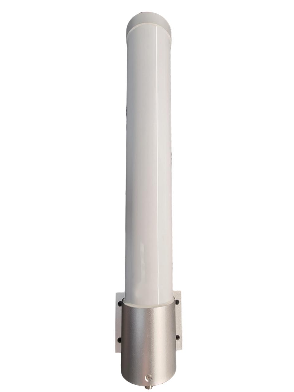 M25 Omni Directional Cellular 4G LTE CBRS 5G Antenna w/ Bracket Mount - N Female